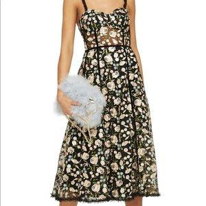 Floral Corset Dress